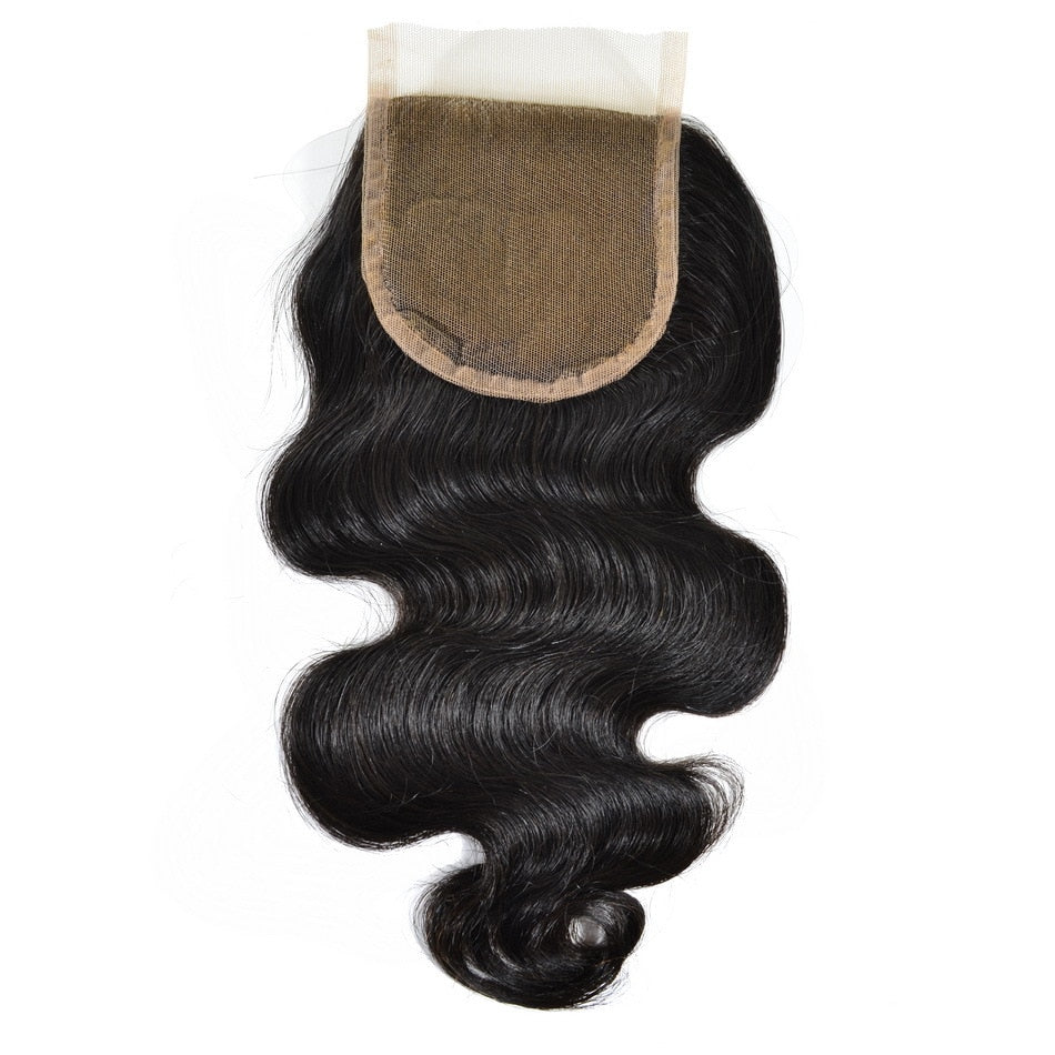 Dare Signature Body Wave Silk Closure (Malaysian)