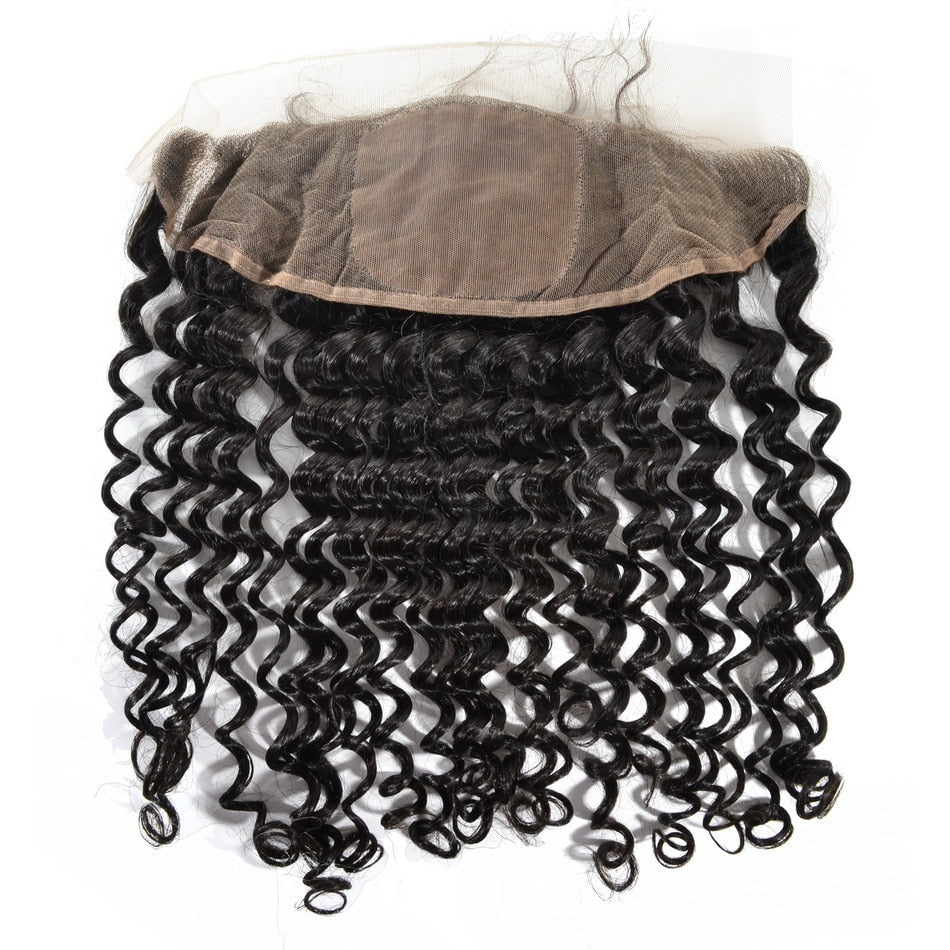 Brazilian Go Deep Curl Lace Frontal