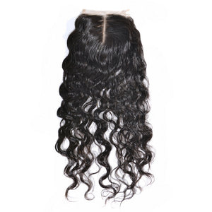Brazilian It's So Natural Wave Lace Closure