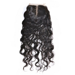 Brazilian It's So Natural Wave Silk Closure