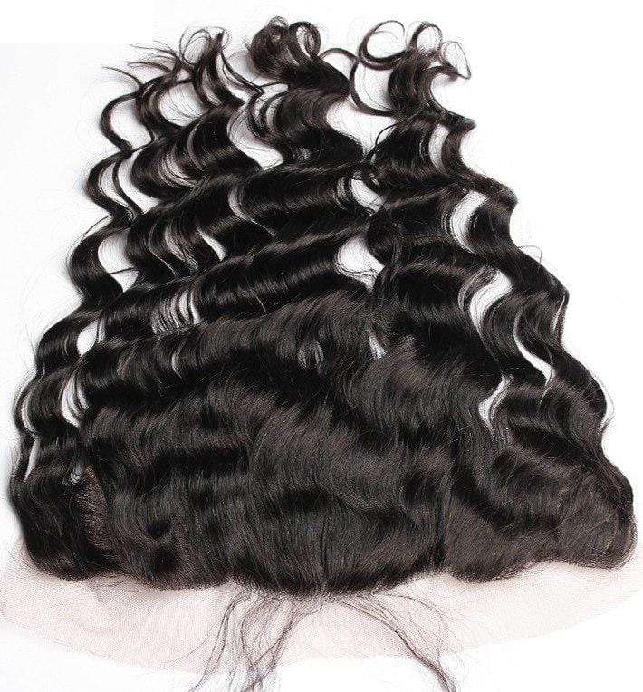 Peruvian Loose Curls Lace Frontal