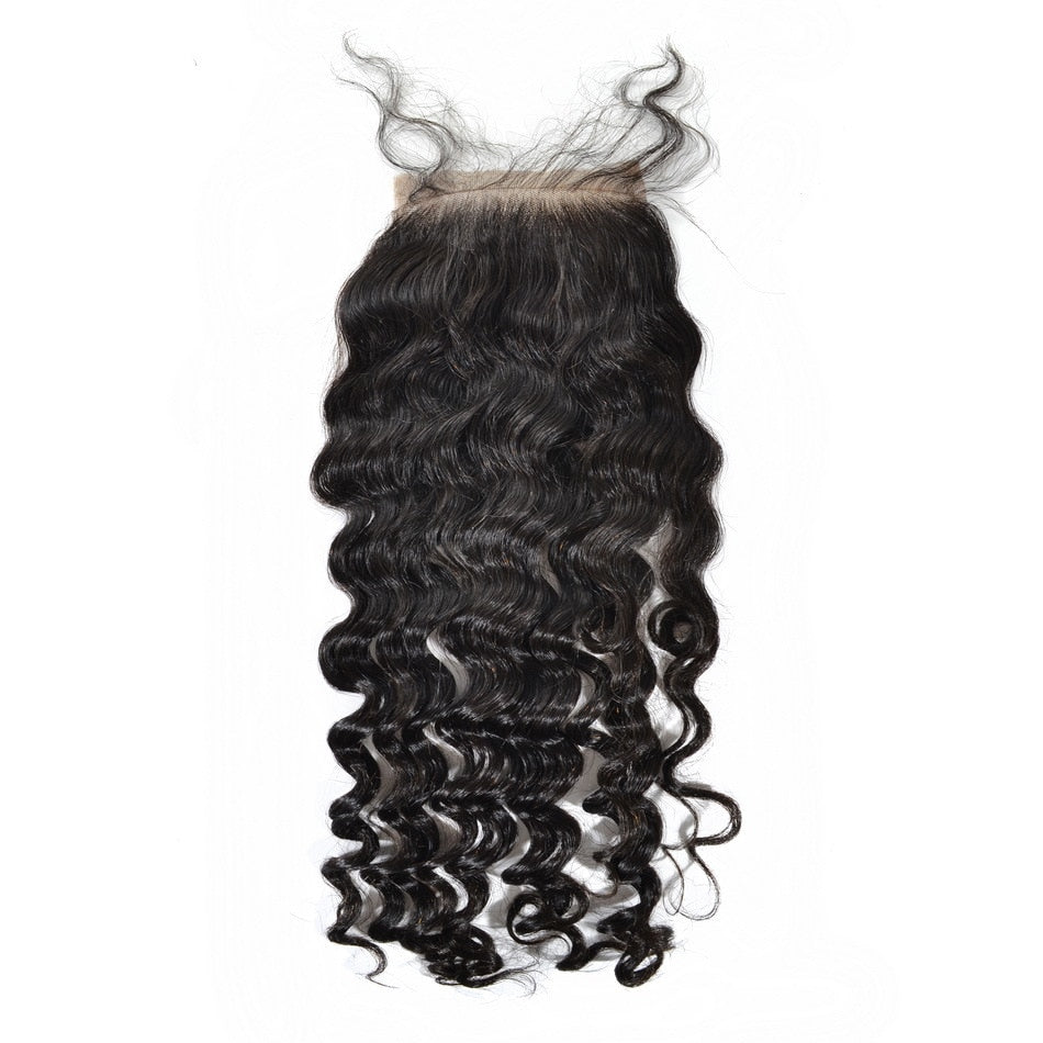 Indian Love Curl Lace Closure