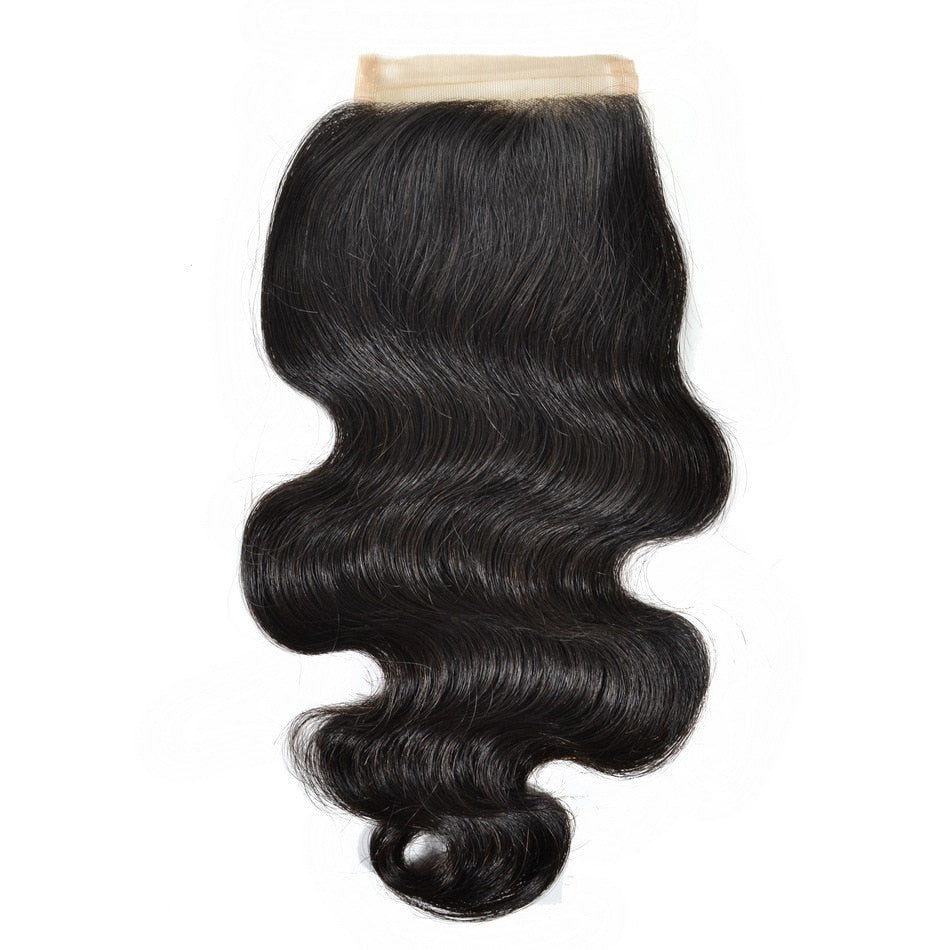 Dare Signature Body Wave Silk Closure (Peruvian)