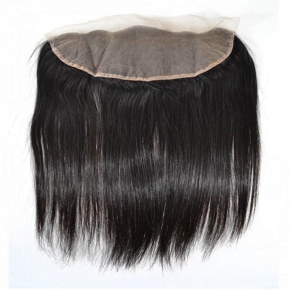 Eurasian Sleek Straight Lace Frontal