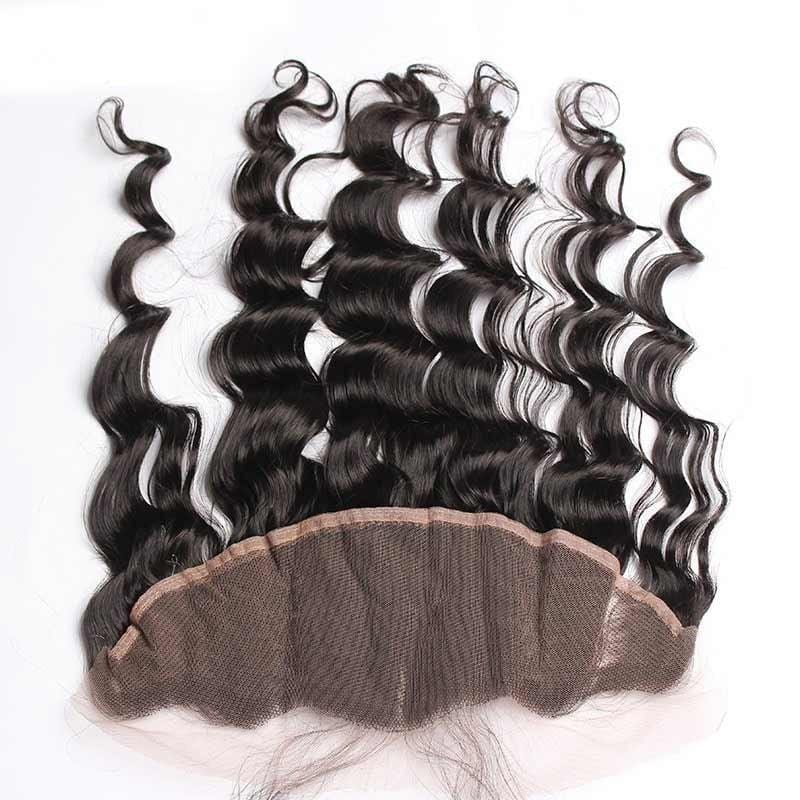 Mongolian Optimum Wavy Lace Frontal