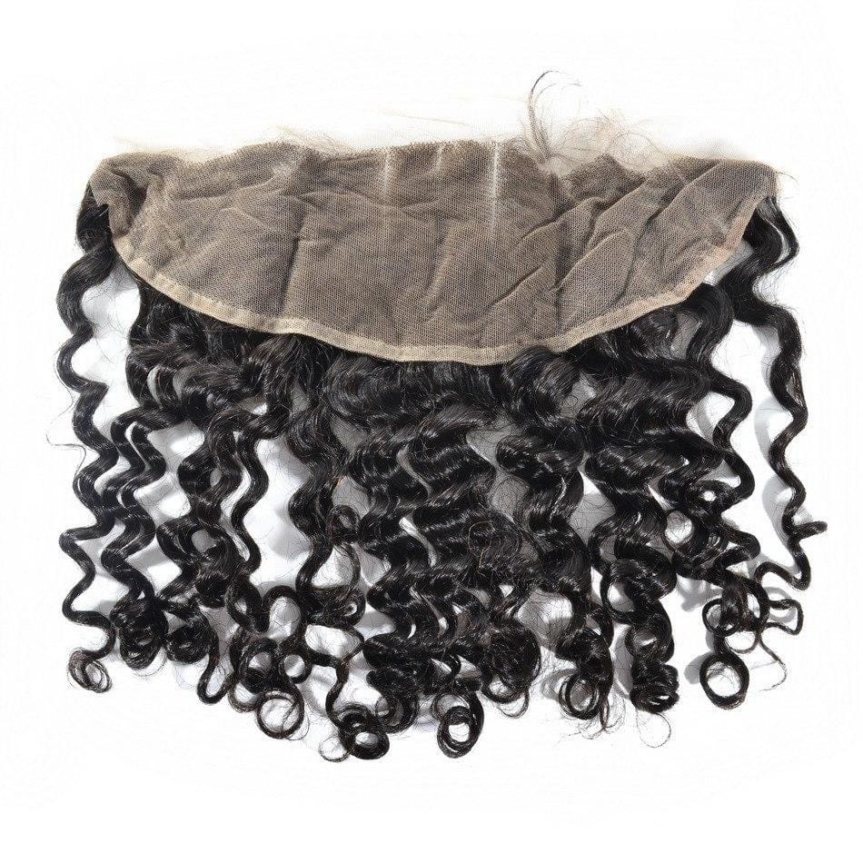 Peruvian Oh So Curly Lace Frontal