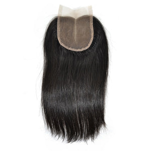 Eurasian Sleek Straight Lace Closure