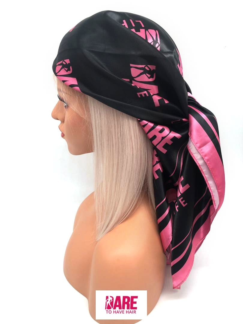 The Dare Life Signature Logo Scarf