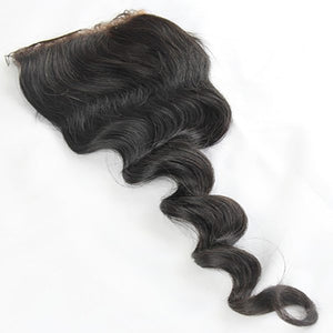 Burmese Summer Wave Lace Closure