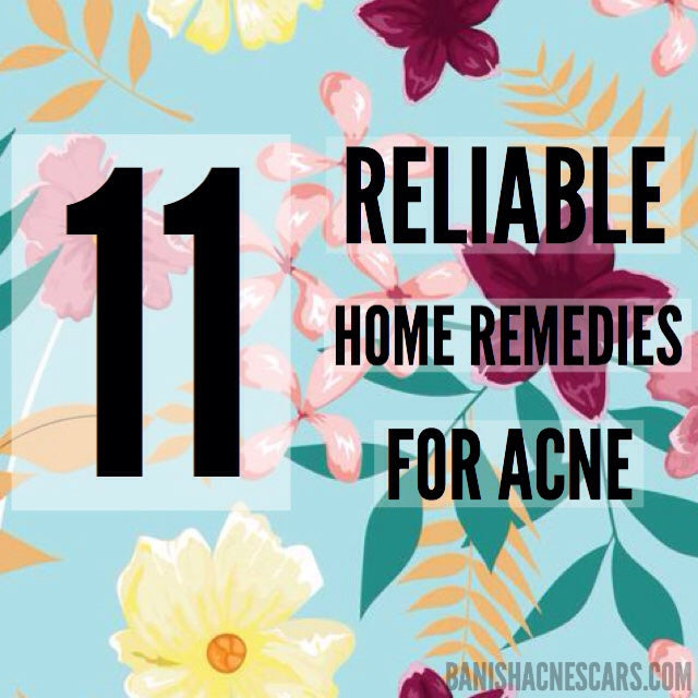 11 of the Most Reliable Home Remedies for Acne You'll Love