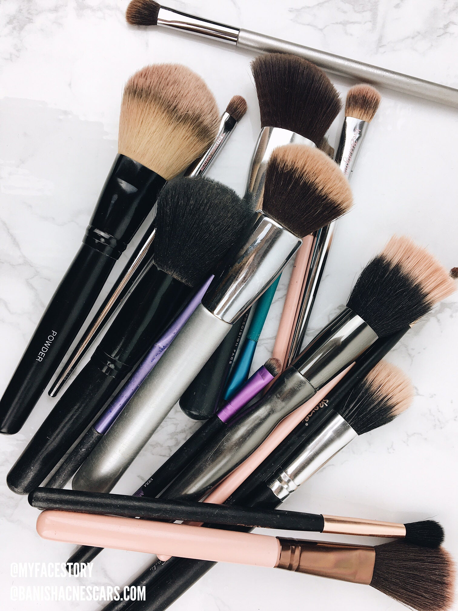 How Often Should You Really Be Washing Your Makeup Brushes?