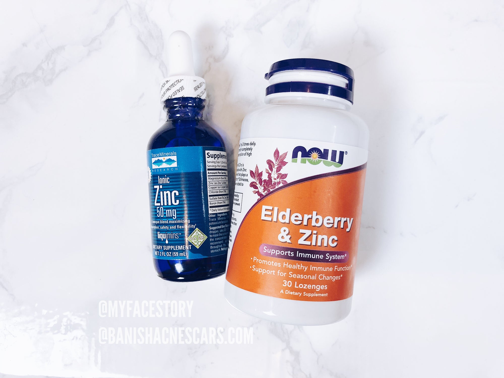 Zinc and Acne - Natural Treatment for Acne!
