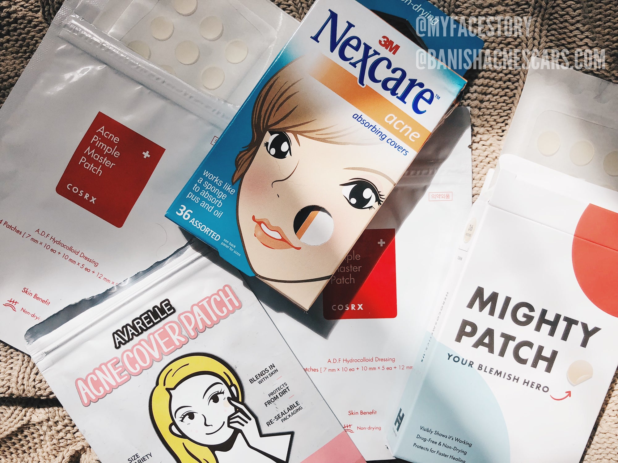 The Four Best Acne Patches on the Market Right Now