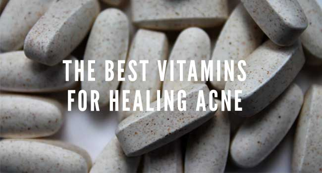 Vitamins And Minerals For Healing Acne