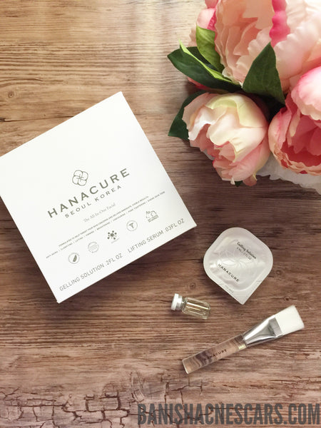 Hanacure All In One Facial Mask