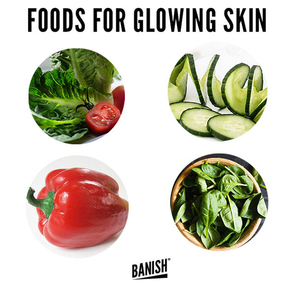 foods for glowing skin