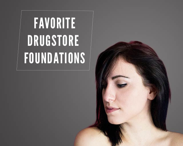 drugstore foundations for acne