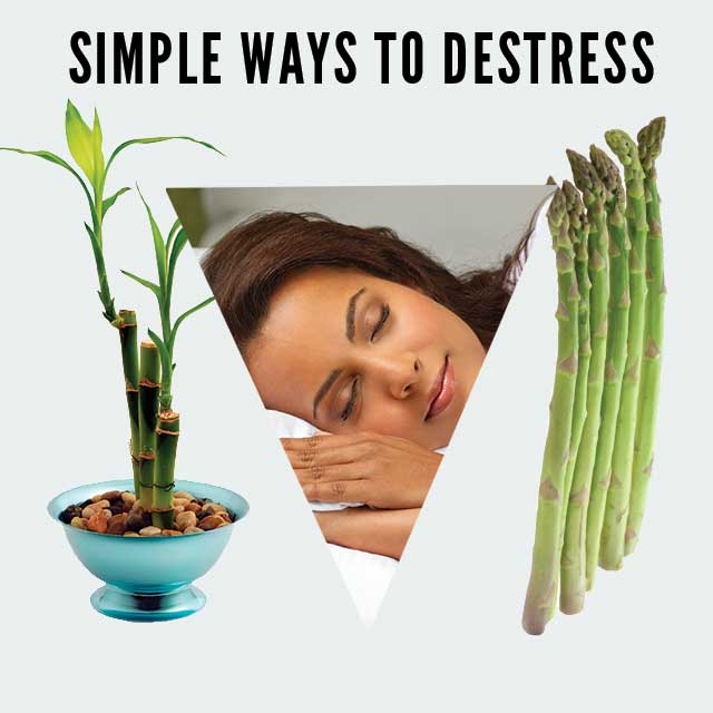 how to get rid of stress