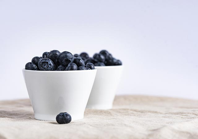 blueberry antioxidants