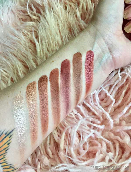 jaclyn hill palette swatches row 3