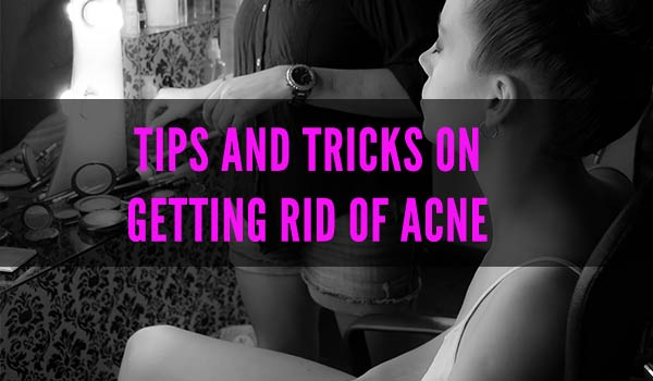 banish blog acne tips