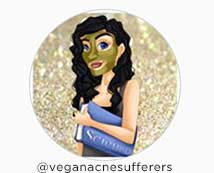 Profile of veganacnesufferers