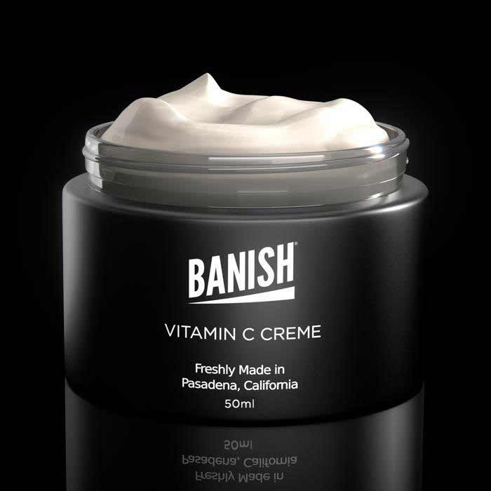 banish vitamin c creme 50 ml