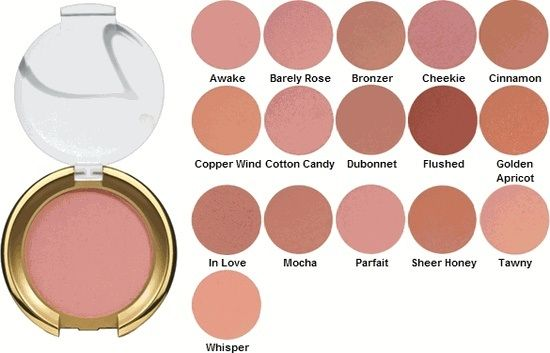 Jane Iredale Copper Wind Blush