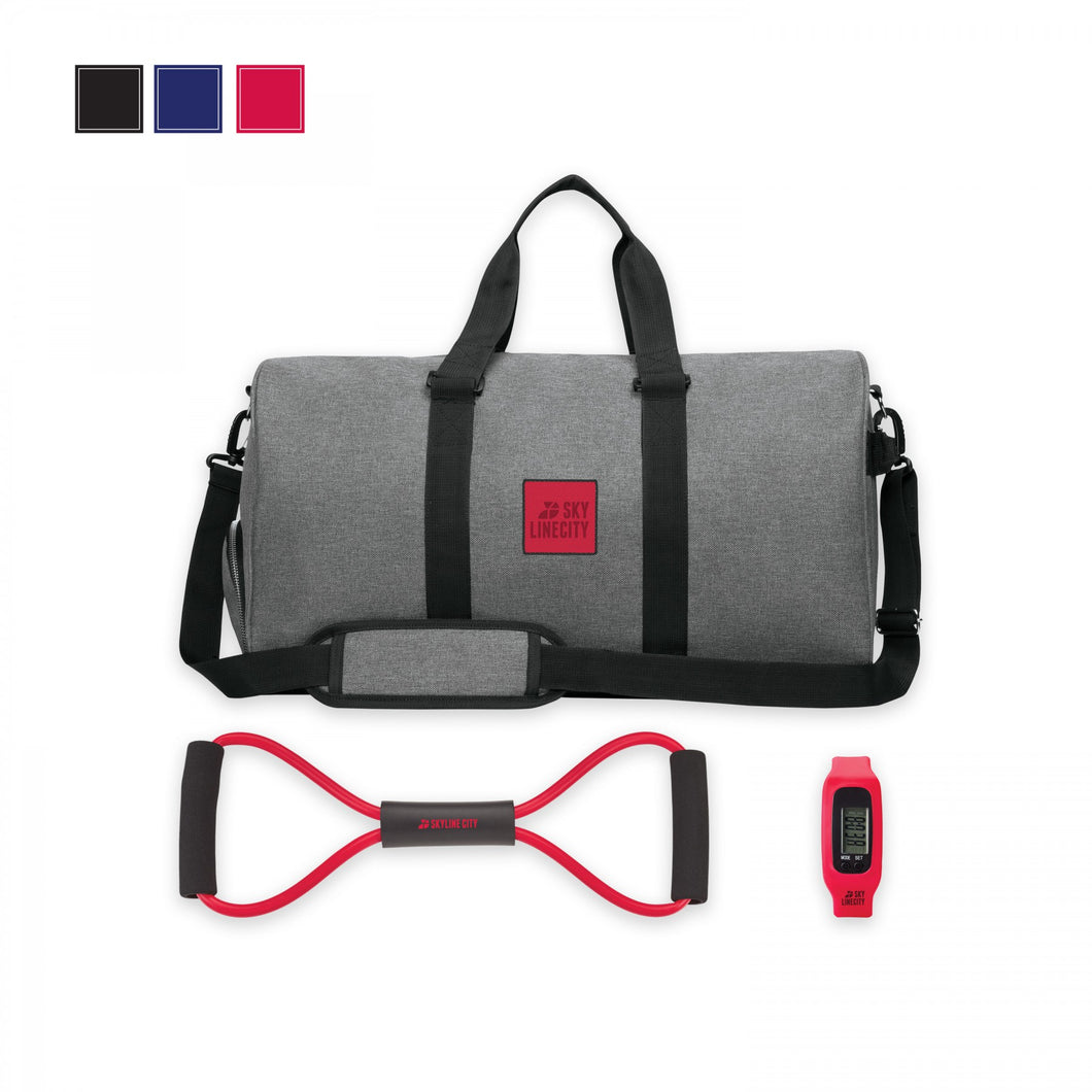 NOMAD MUST HAVES DUFFLE - ENSEMBLE CADEAU TONUS & MUSCULATION
