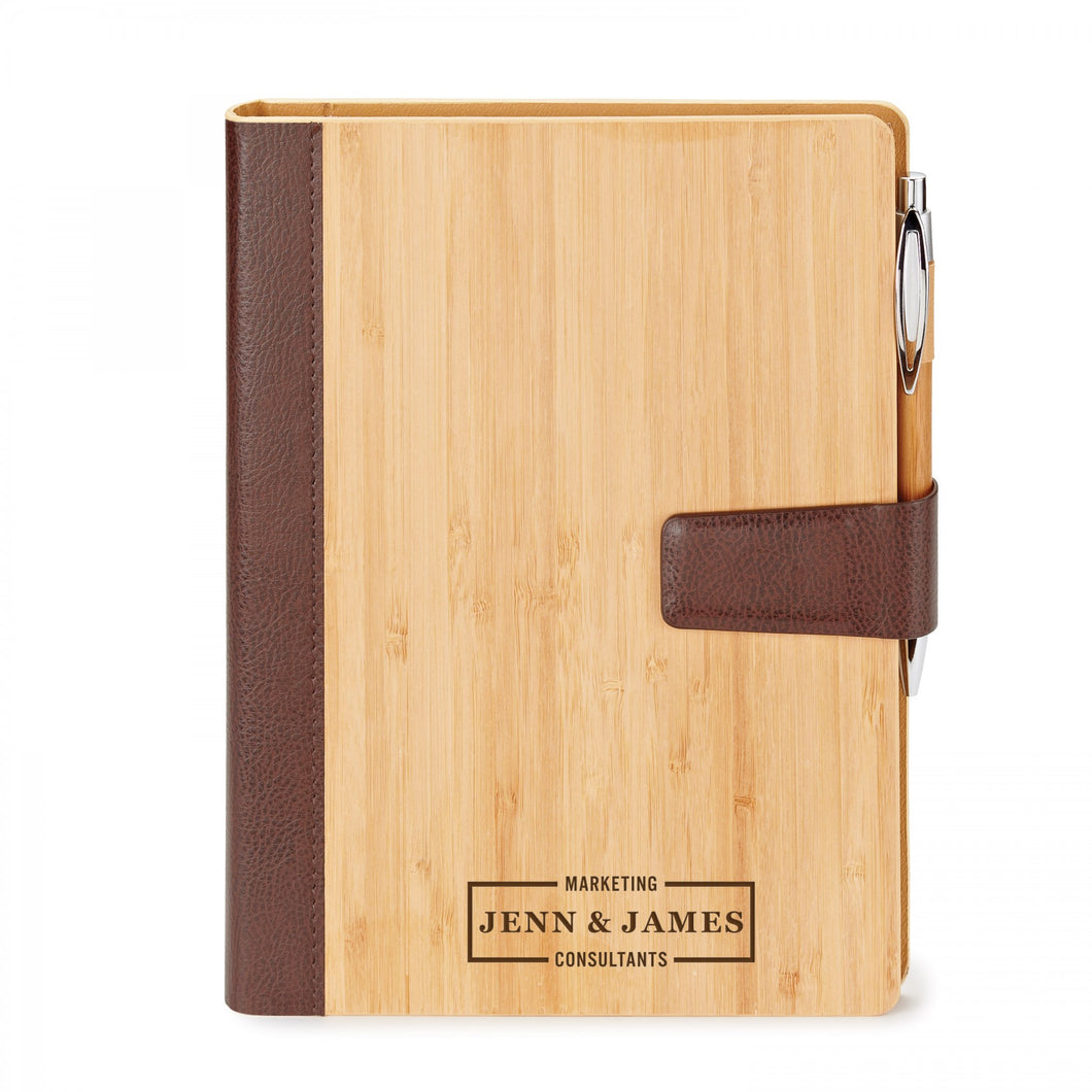 BAMBOU JOURNAL RECHARGEABLE