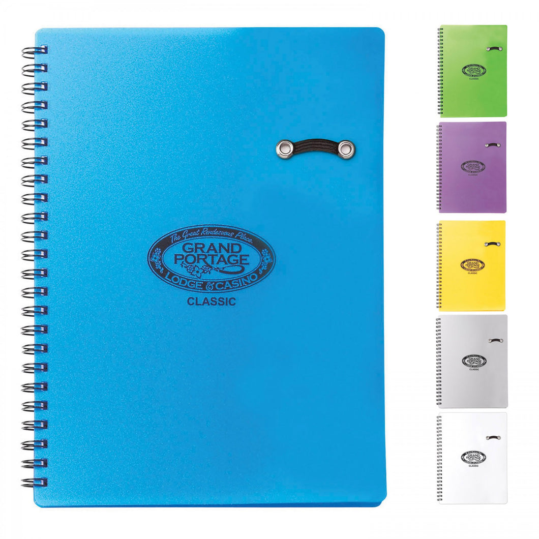 CANDY COATED CARNET