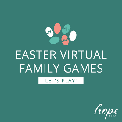 Hope is Alive: Come Together with Virtual Easter Games