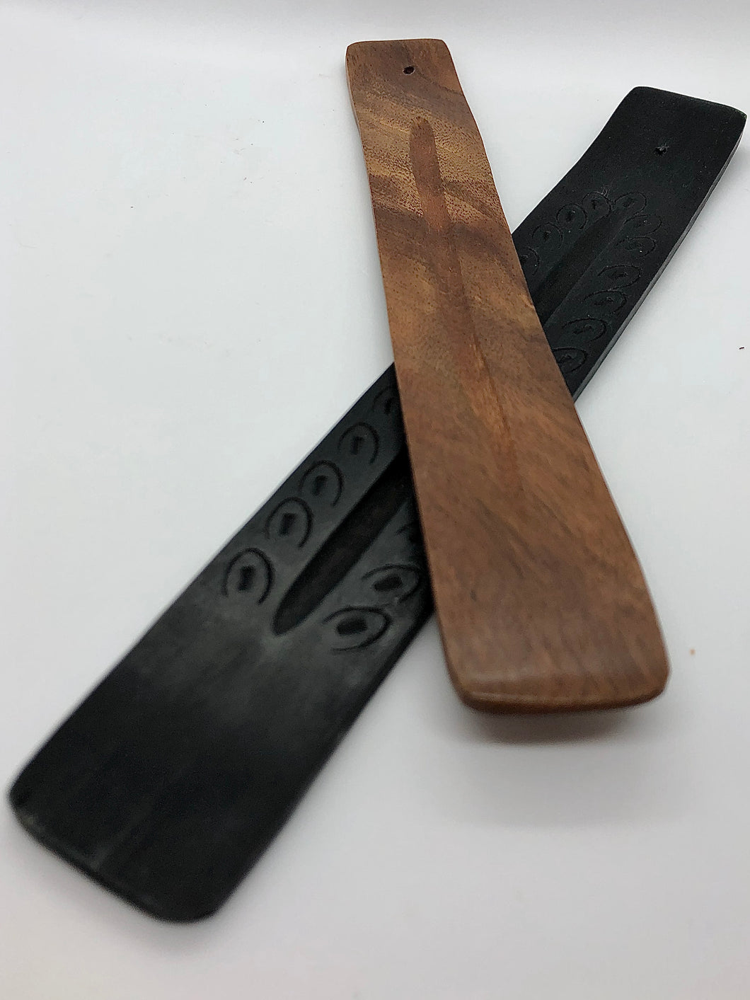 Wooden Incense Burners (Pack of 2)