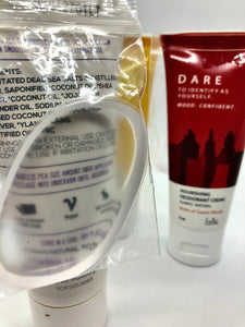 LIFT & DARE Squeeze Deodorant with Applier Pad (2 oz)