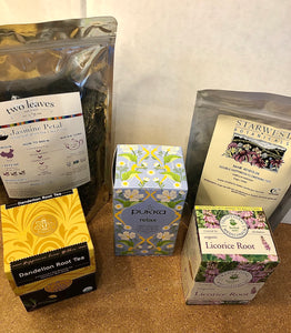 Flower Tea Collection