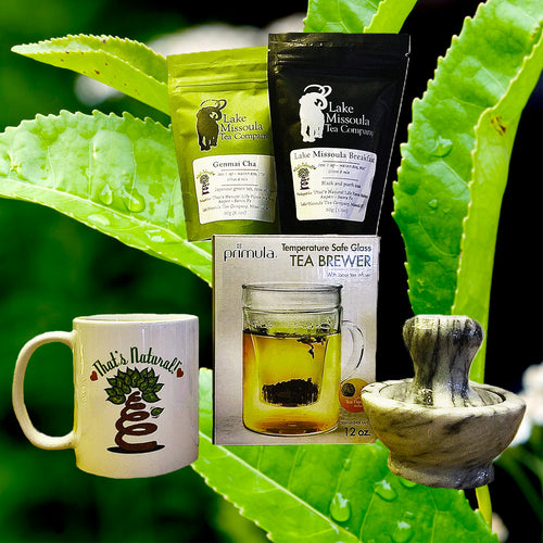 That's Natural! Tea Starter Kit