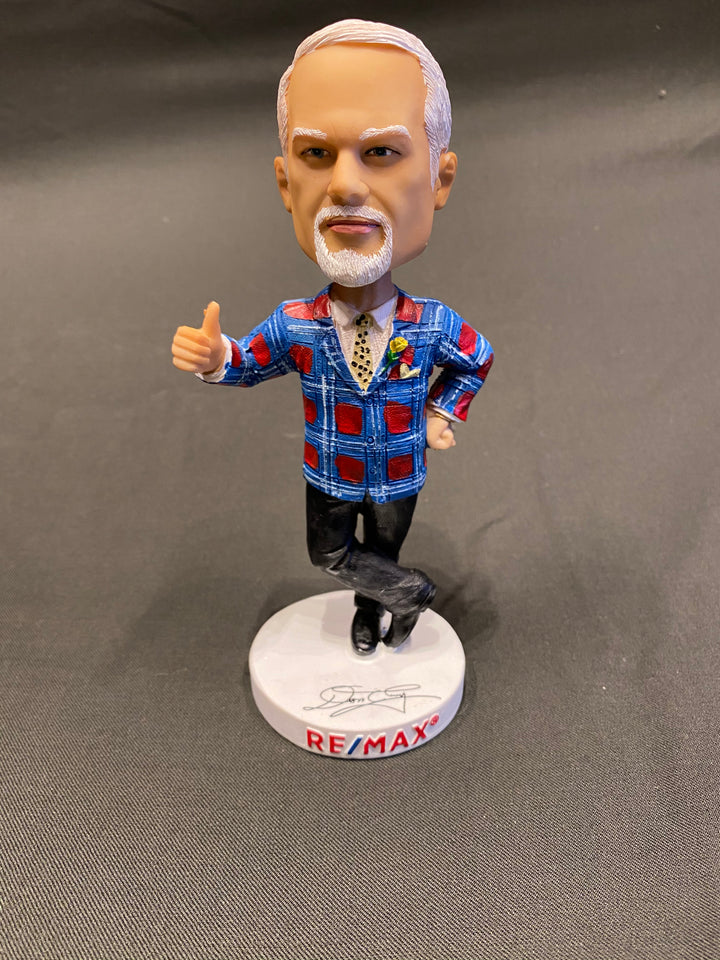 Don Cherry Bobble Head -LOT #17 SERIES 2