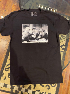 Limited run T-shirts/ 3 STOOGES