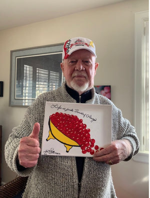 An Original Painting by Don Cherry