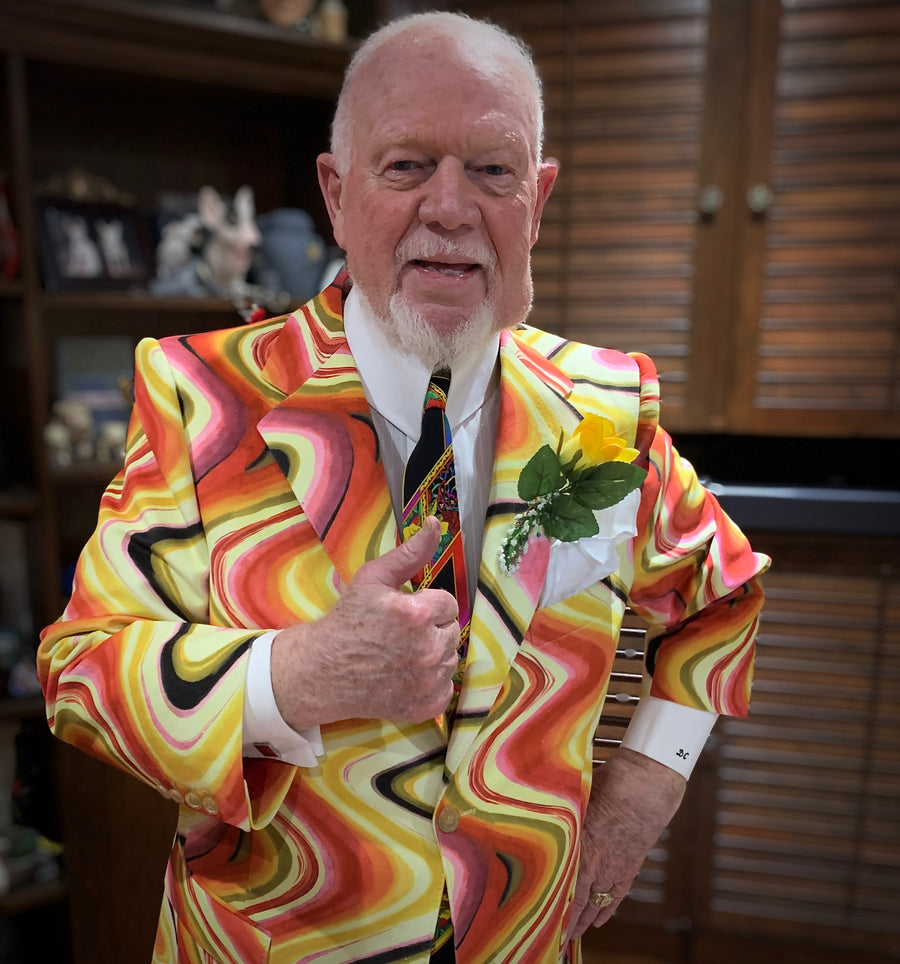 "Don Cherry ""Making Waves"" Worn Jacket Ensemble  - LOT #3 SERIES 2"