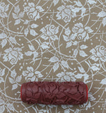 Sea Rose Patterned Paint Roller