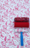 Aspen Frost Patterned Paint Roller and Applicator Set