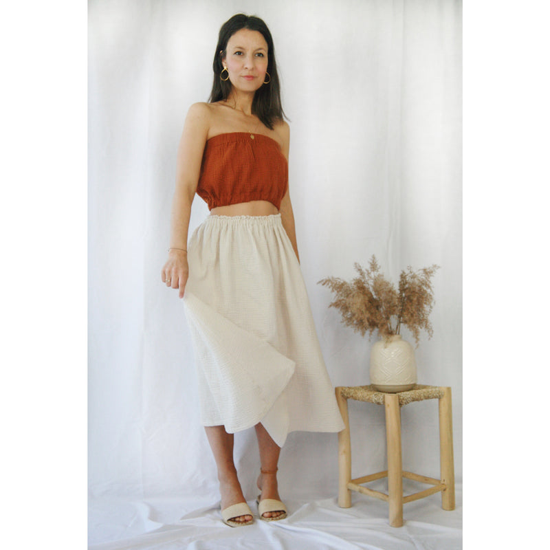 belstore MIDI Skirt Woman