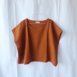 belstore NELA Crop shirt Woman