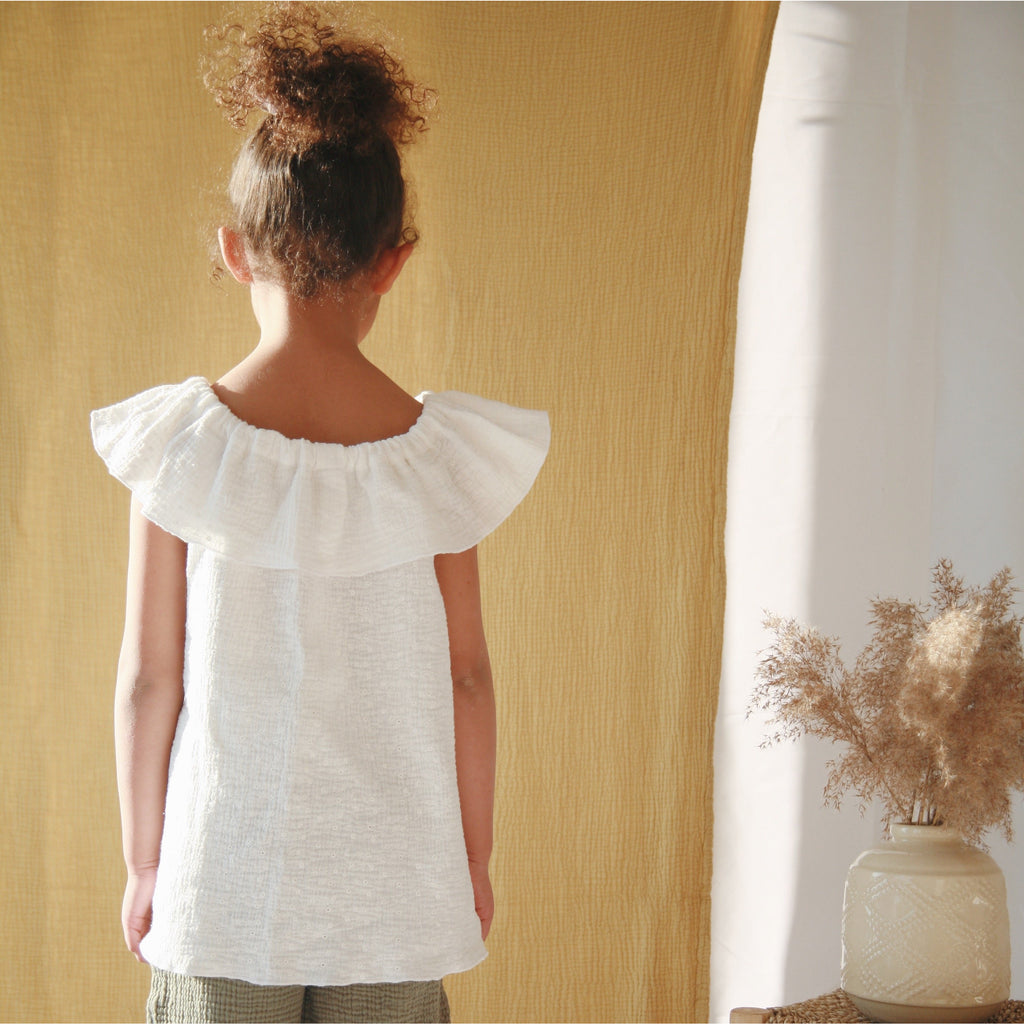 MADDY Volant Tunic Kids/Teens