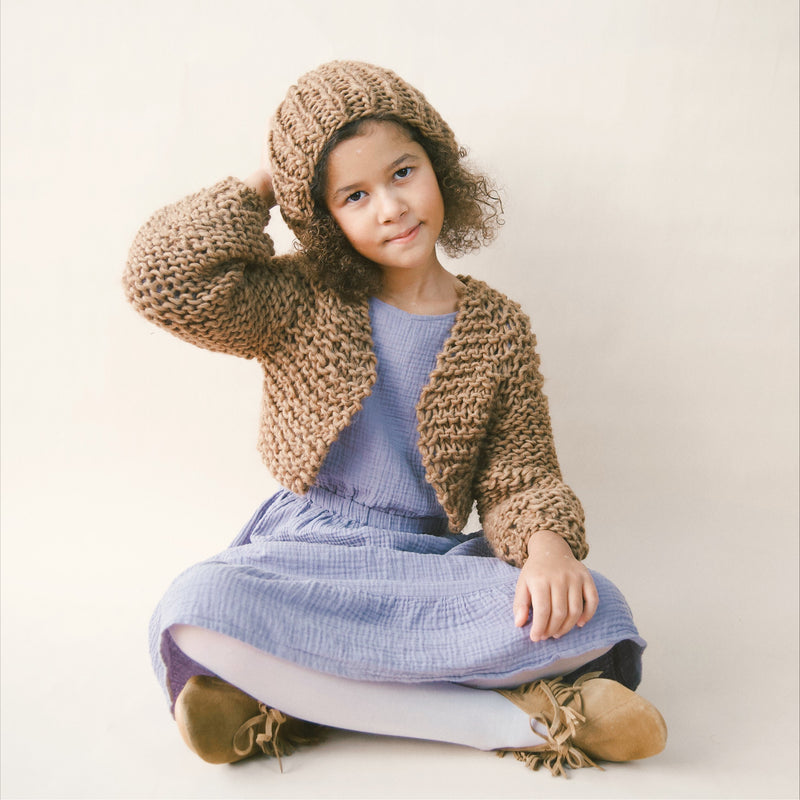 MAMINA Knitjacket Kids