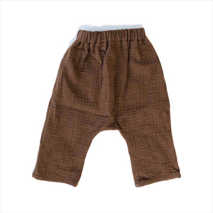 belstore harempants baby chocolate