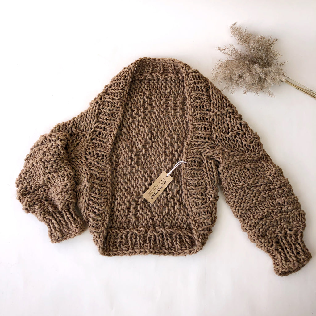 MAMINA Knit Soul Cardigan Woman
