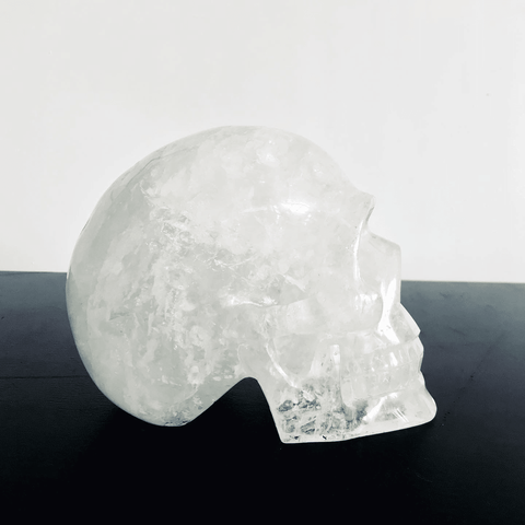 20th Century Rock Crystal Skull