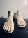 Italian Grand Tour Carrera Marble Feet